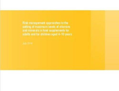 Risk Management Approaches
