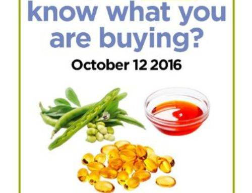 Do You Really Know What You're Buying?