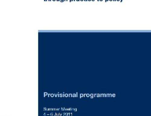 From plough through practice to policy